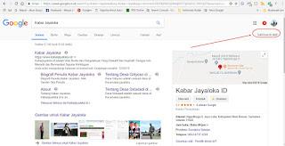 Fungsi dari Safe Search Aktif yang Ada di Google