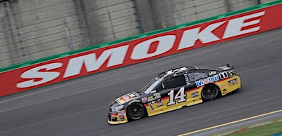 Retiring Tony Stewart 22nd in Homestead Finale #nascar