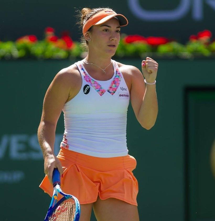 Wta: WTA Hotties: 2016 Hot-100: #82 Danka Kovinic