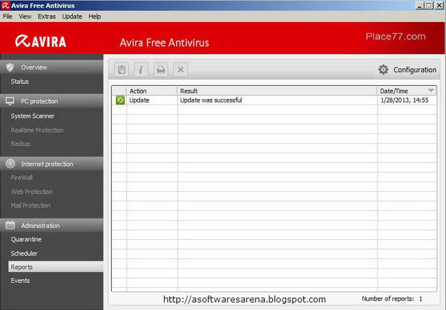 Avira Antivirus 2013 Free Download Full Setup