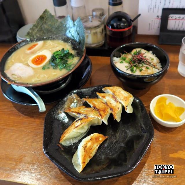 【Orion餃子】煎餃大城宇都宮 很有質感的煎餃和拉麵店