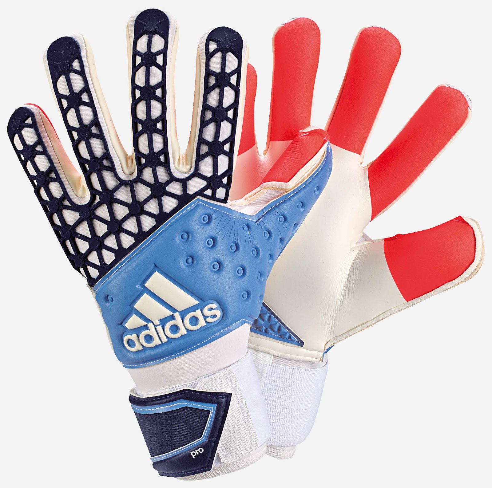 Photos Adidas Ace Zones Pro Iker Casillas Gloves |Goalkeeper Gloves Adidas 2015