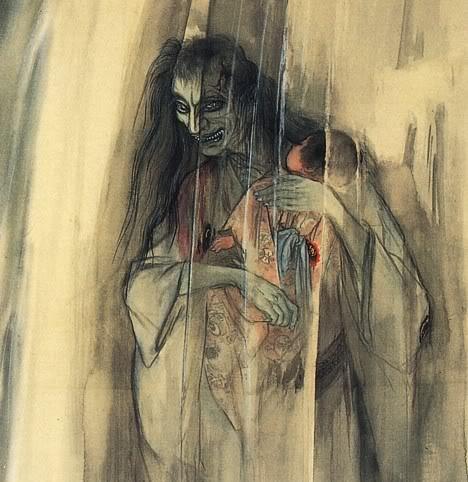 Resultado de imagem para fantasma pintura