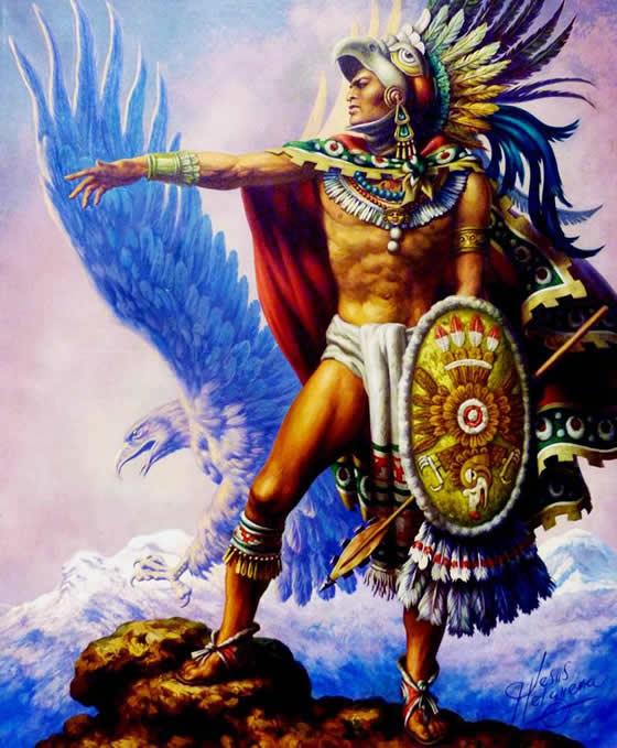 Cuautemoc - Aztec Defender