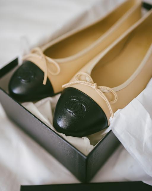 b1ad4c0186 Summer Wind: Are Chanel Ballet Flats Worth the Splurge?