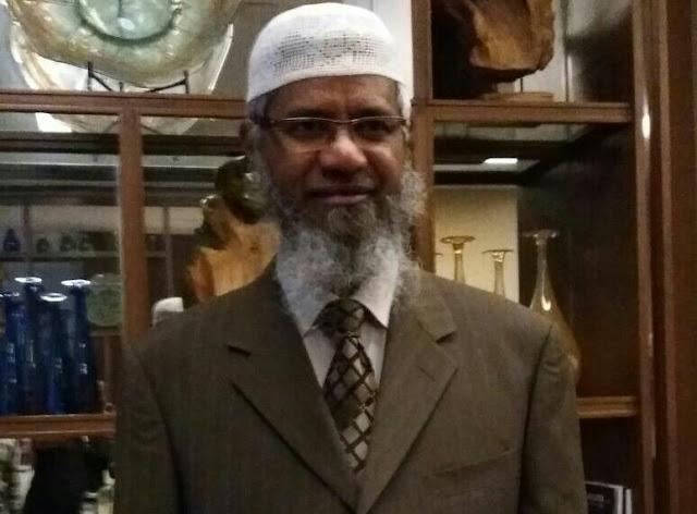Diintimidasi Karena Dakwahnya Yang Mengguncang, Zakir Naik: Mereka Gunakan Kekerasan Setelah Kalah Berdebat Dengan Al-qur'an