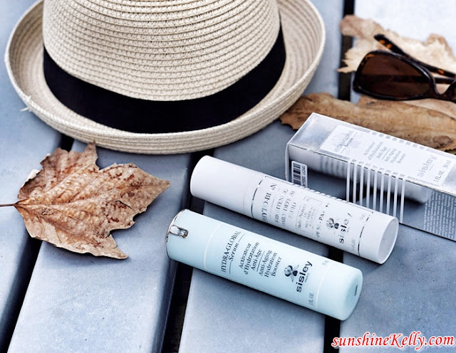 Sisley Hydra Global Serum Review, Sisley, Sisley Malaysia, Beauty Review, Sisley Hydra Global Serum Texture, Serum Application, Malaysia Beauty Blogger