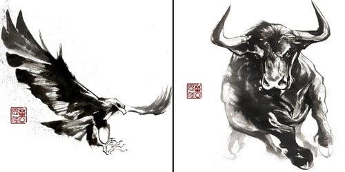00-Dirk-Swan-Ink-Animal-Paintings-www-designstack-co
