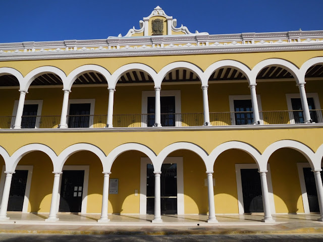 voyage mexique yucatan campeche