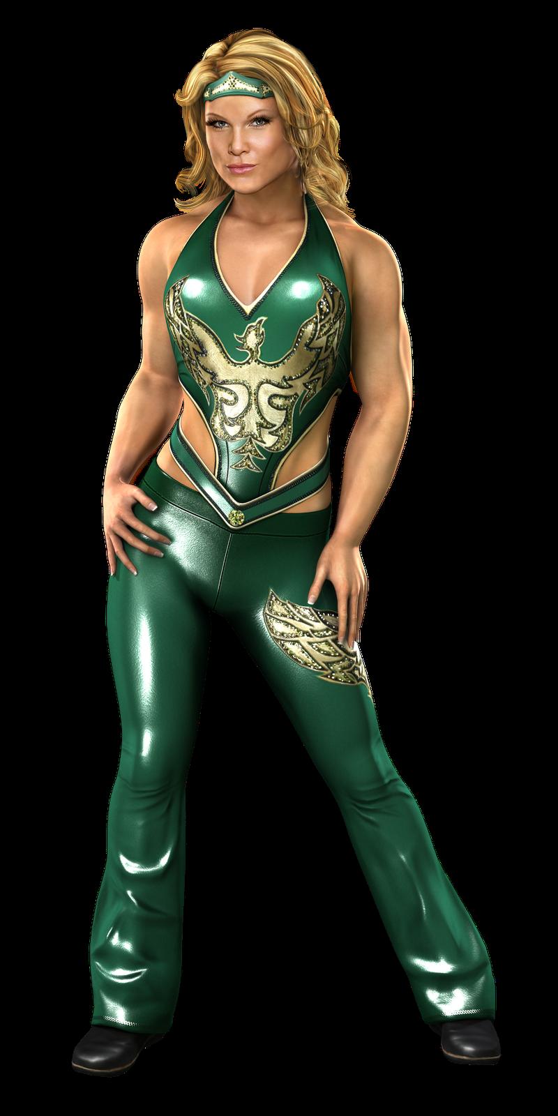 WWE Smackdown Vs. Raw Divas: SvR 2011