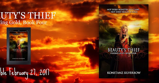 New Release - Beauty's Thief