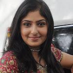 Monika Telugu Actress in Green Churidar Images
