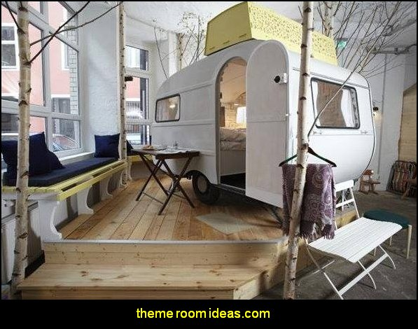camping themed bedroom decorating ideas
