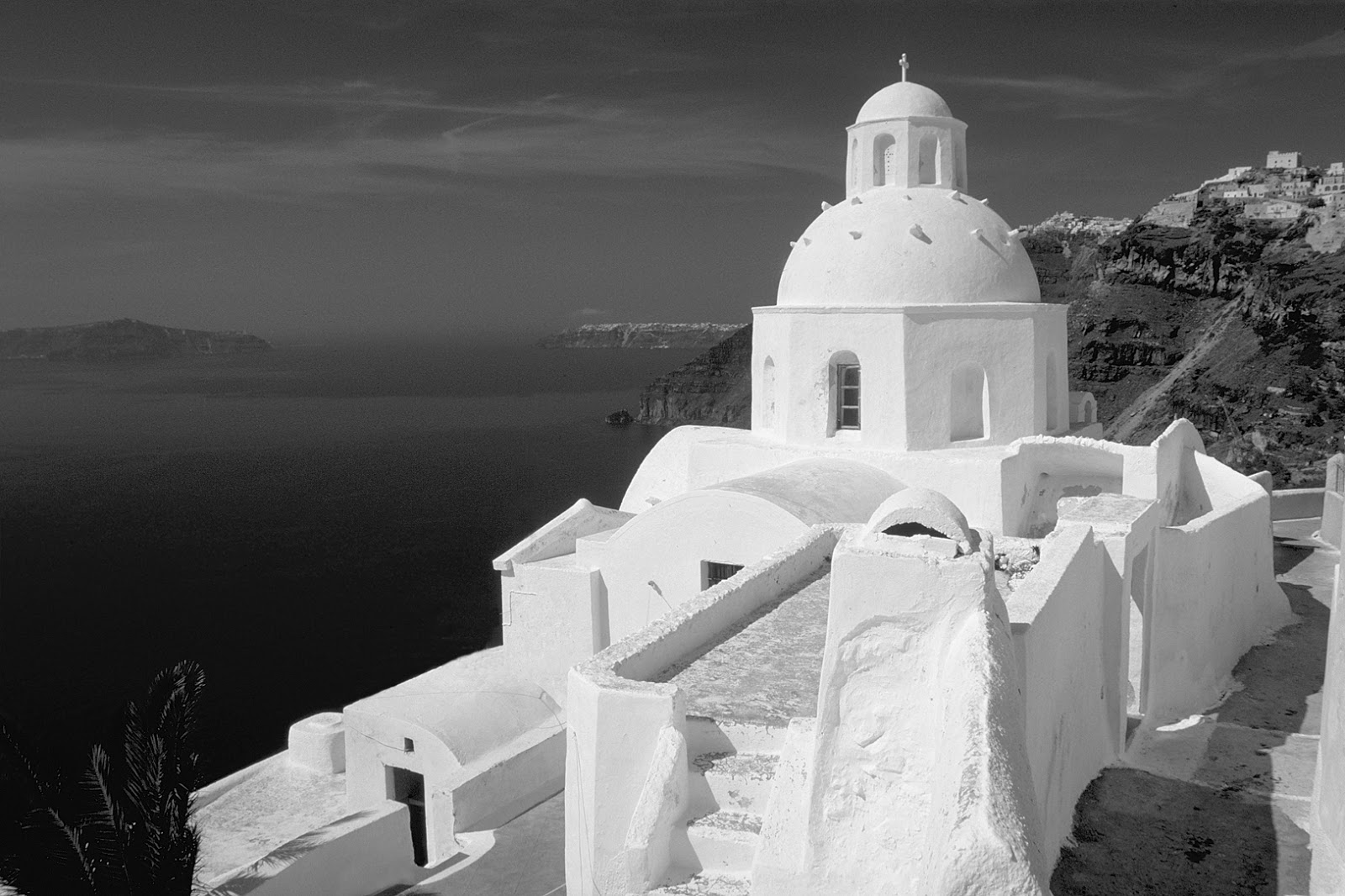 Old photos of Santorini (Path 1)   IMG0025bw