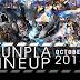 GunPla Lineup October 2018
