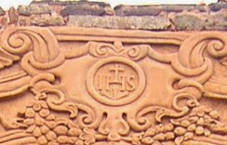 ruinas jesuitas tímpano anagrama