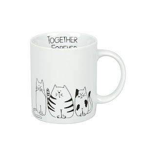 Cana cu pisici Together Forever cumpara aici