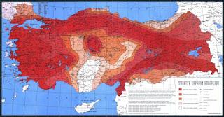 Türkiye'deki Deprem Kuşakları