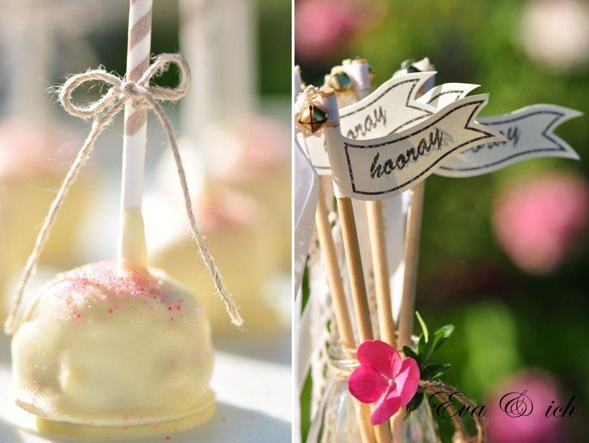 eva und ich Wedding Sweet Table