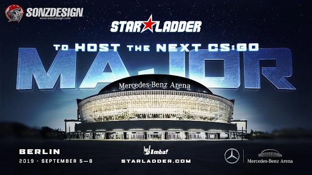 StarLadder Penyelenggara CS:GO Major di Berlin!