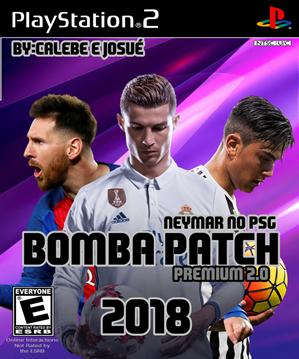 Bomba Patch Premium 2.0 (PS2) Atualizado Setembro 2017