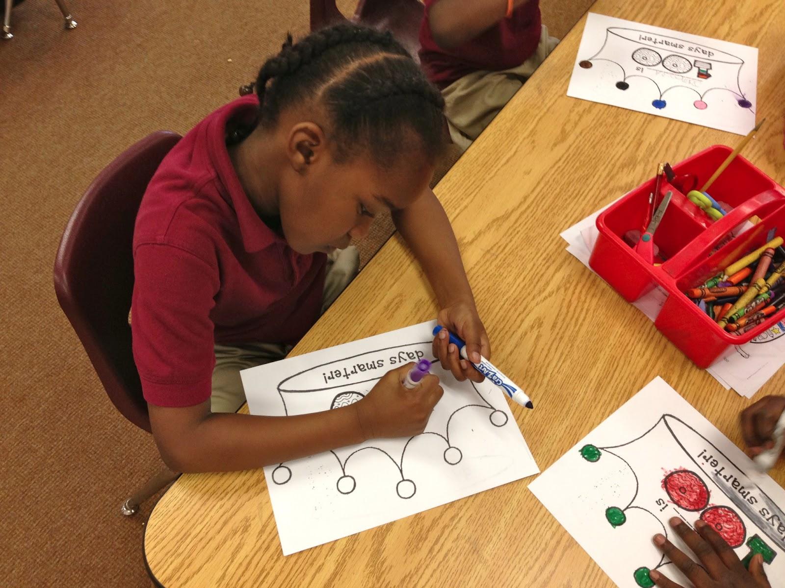 Kindergarten Hopefuls 100th Day Of School