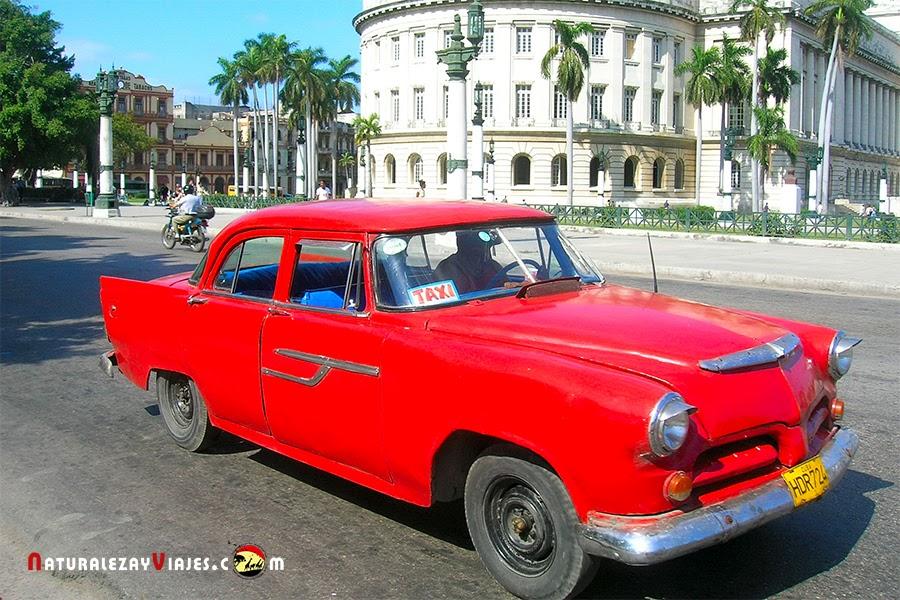 Taxi, Cuba