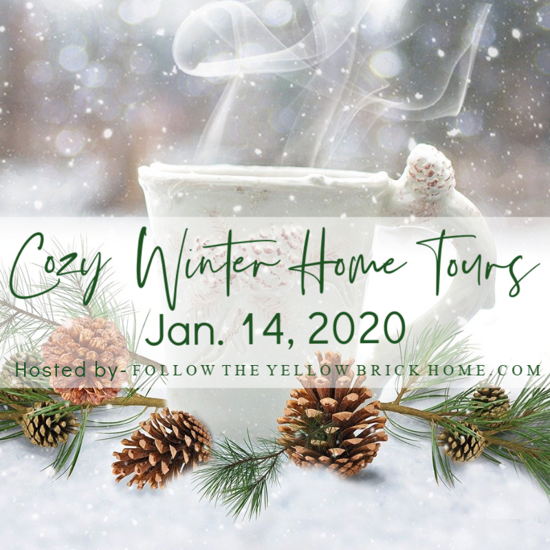 Keep It Cozy For A Cozy Winter Home Tour