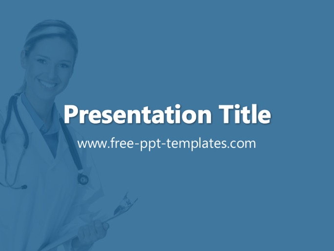 doctor ppt template