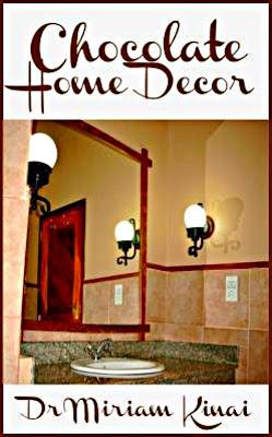 Chocolate Home Decor Book