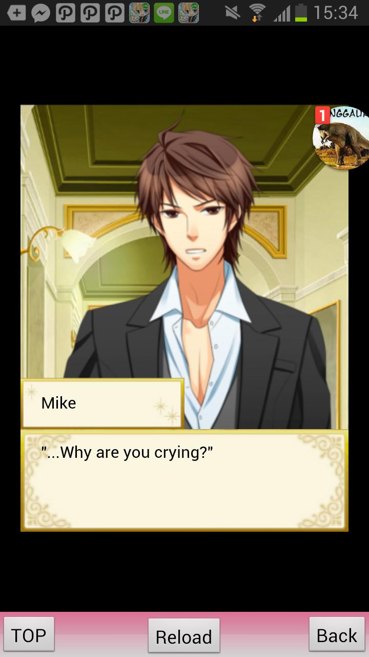 Nath BloG~: Forbidden Love : Mike ( Secret Story ( at 2nd