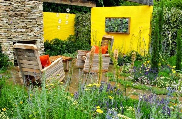 colores para las paredes del patio o la terraza guia de