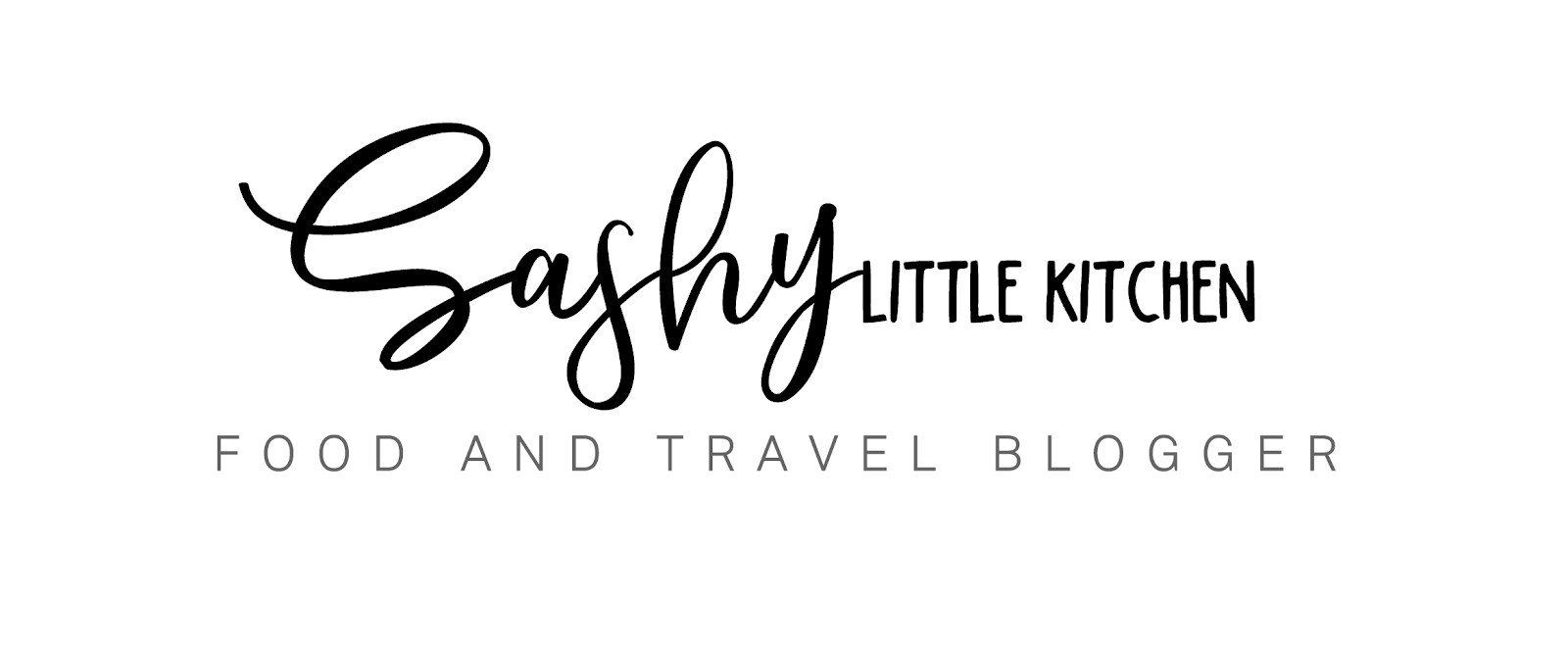 Sashy Little Kitchen: Food and Travel Blogger