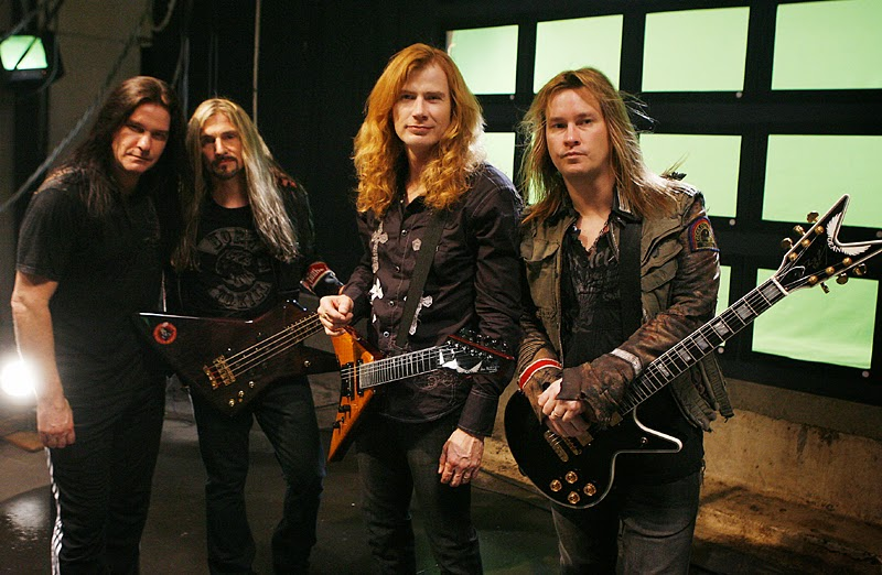 Megadeth banned concert in Malaysia