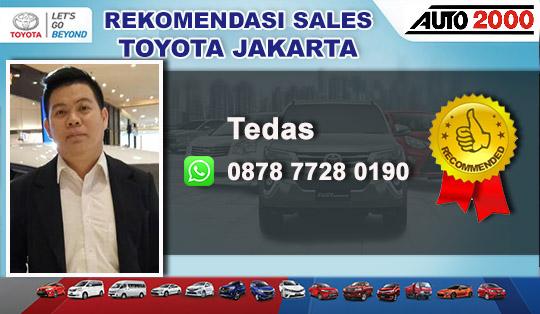 Toyota Senayan Jakarta
