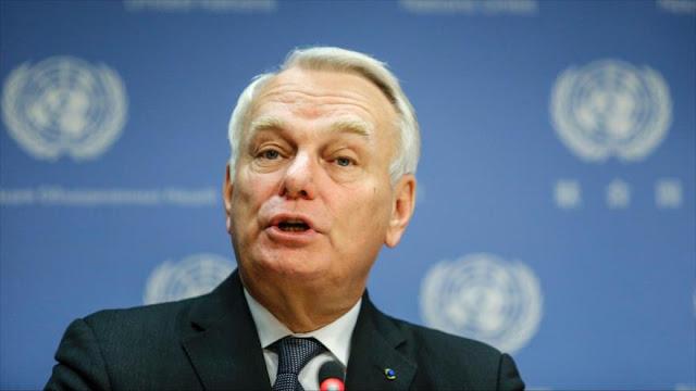 Francia pide a Rusia e Irán retirar su apoyo al Gobierno sirio