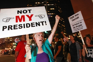Trump NON è il mio Presidente