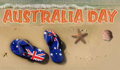 Australia Day 2016 WhatsApp DP