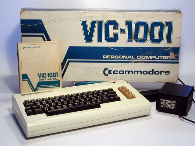 Commodore Vic-1001