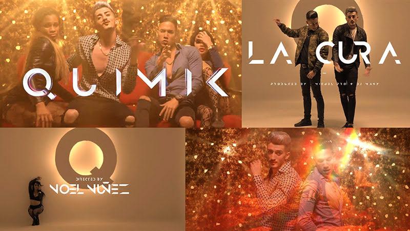 QUIMIK - ¨La cura¨ - Videoclip - Director: Noel Nuñez. Portal Del Vídeo Clip Cubano