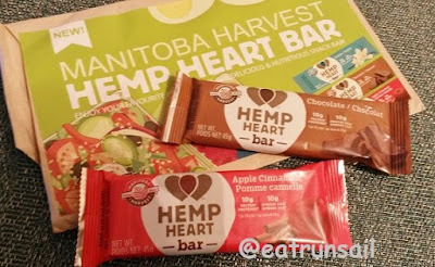 Manitoba Harvest Hemp Heart Bars