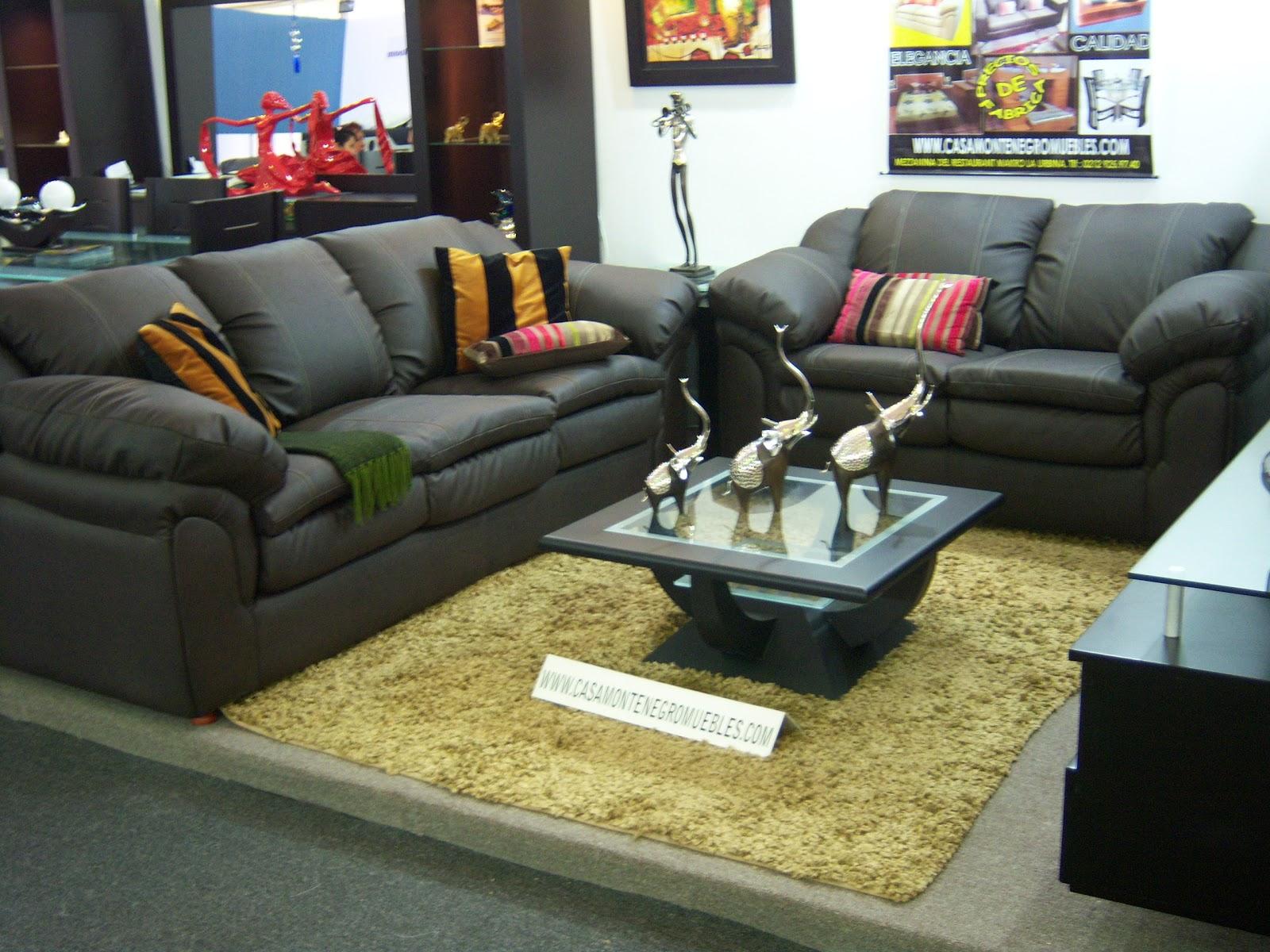 Casa Montenegro Muebles 0424 2427129 0412 3244398 Productos # Muebles En Semicuero