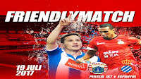 Hadapi Espanyol, Persija Jakarta Siap Tampil Maksimal