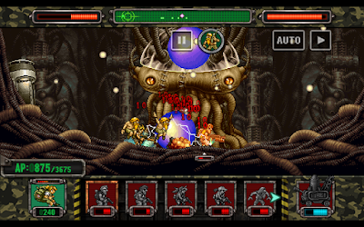 Metal Slug Attack Mod v2.3.1 Apk for  Android Infinite AP