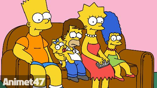 Ảnh trong phim Gia Đình Simpson 1