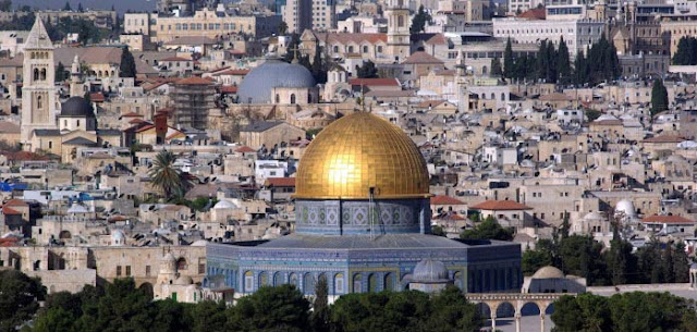 Donald Trump recognizes Jerusalem as the capital of Israel