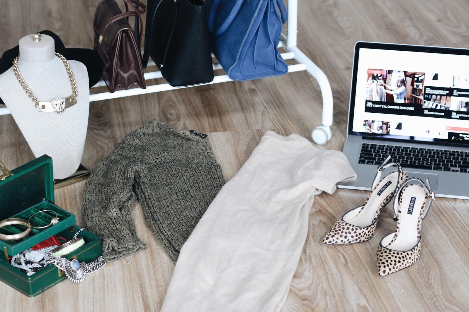 mejor lugar gran selección busca lo mejor Fashion-Riot: CONSEJOS PARA VENDER TU ROPA POR INTERNET
