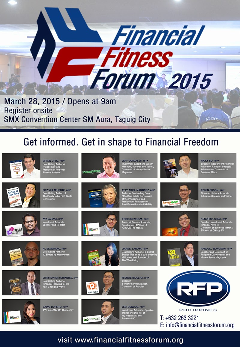 financial fitness forum 2015