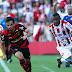 Ezequiel marca, Sport quebra invencibilidade do Náutico e sai na vantagem na disputa do Pernambucano