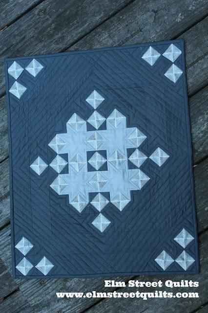 Snowflake Shimmer QAL
